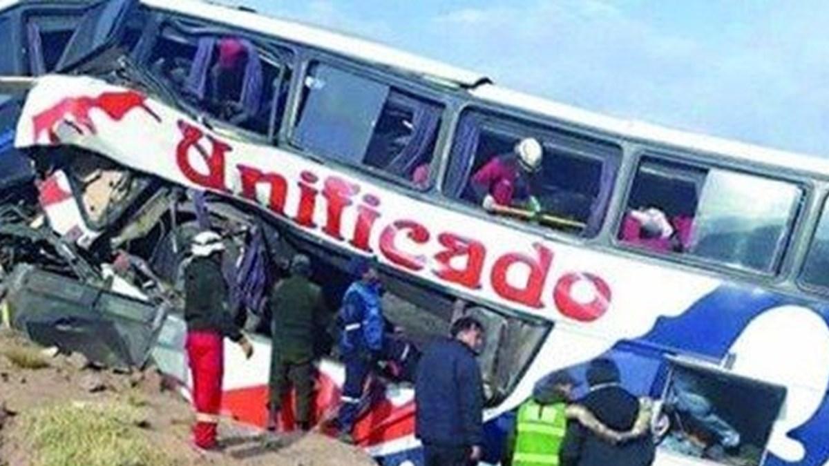 Bolivya'da katliam gibi kaza: 21 ölü, 20 yaralı!