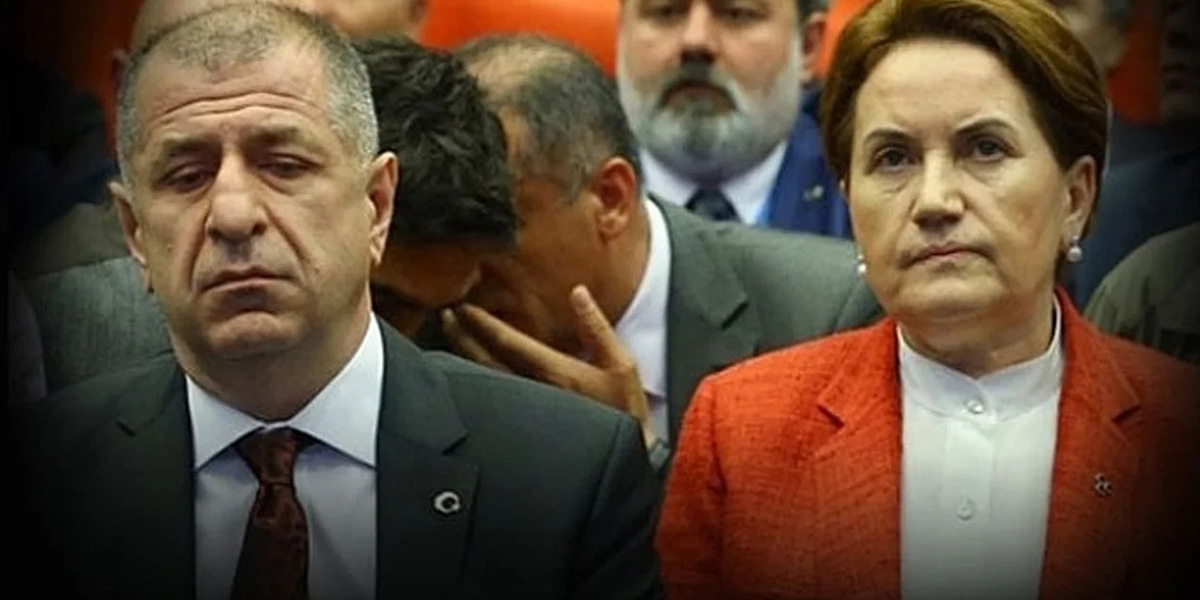 Ümit Özdağ'a ilişkin bomba açıklama: İyi Parti'den istifa edecek