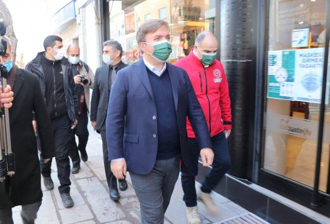 Aksaray'da kısıtlama değil yasak var! Pazar günü sokağa çıkma yasağı uygulanacak