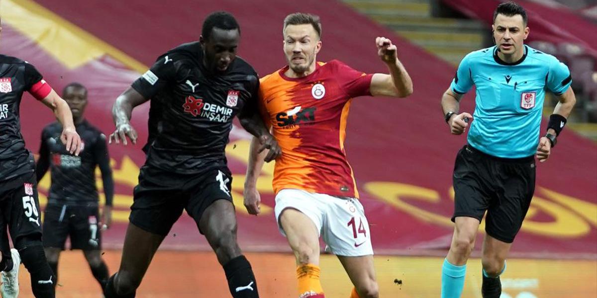 Galatasaray 2 - 2 Sivasspor | MAÇ SONUCU