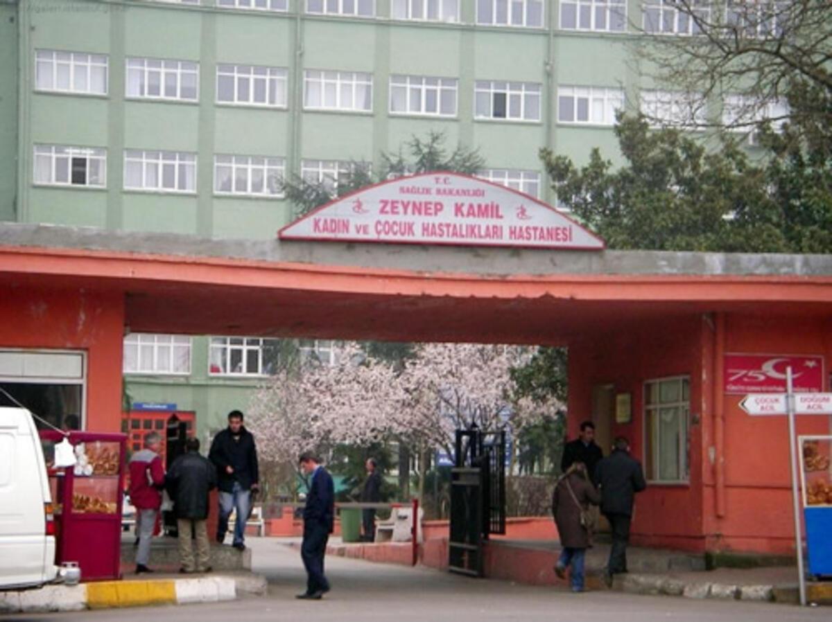 SON DAKİKA! Zeynep Kamil Kadın ve Çocuk Hastalıkları Hastanesi'nde yangın
