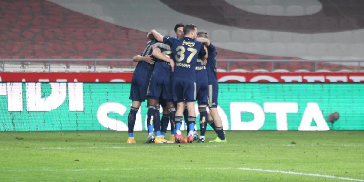 Konyaspor 0 - 3 Fenerbahçe   MAÇ SONUCU