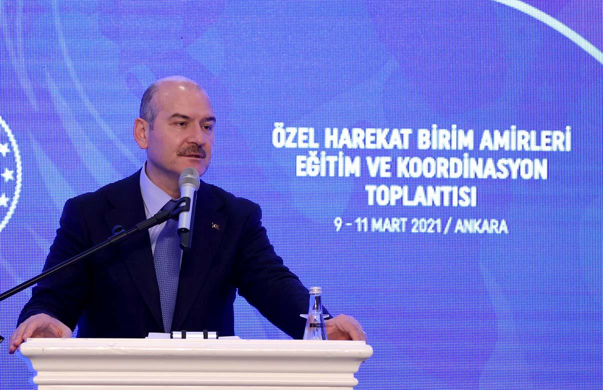 Bakan Soylu duyurdu: Kandil'e yazılan rapor ele geçirildi, yazışma dilleri Türkçe!