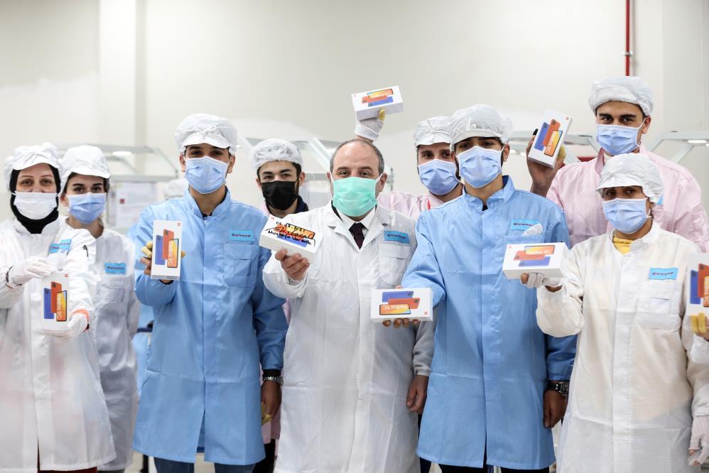 SON DAKİKA! Bakan Varank açıkladı: Xiaomi fabrikası 2 bin kişiye istihdam sağlayacak