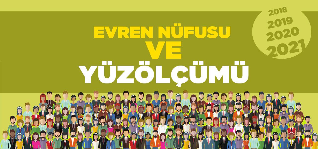Ankara Evren Nüfusu 2020 - 2021 | Evren İlçesinin Yüzölçümü kaçtır?