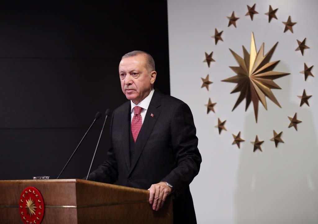 Son dakika  Cumhurbaşkanı Erdoğan'dan koronavirüs açıklaması: Sağlık alanında destan yazdık