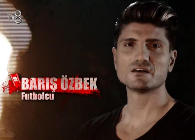 Barış Özbek Survivor'dan diskalifiye edildi!