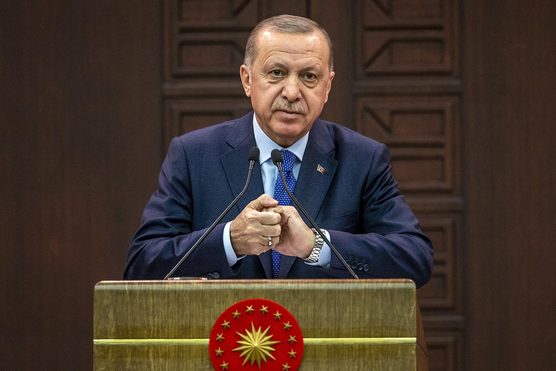 Cumhurbaşkanı Erdoğan'dan Bakan Soylu'ya taziye mesajı!