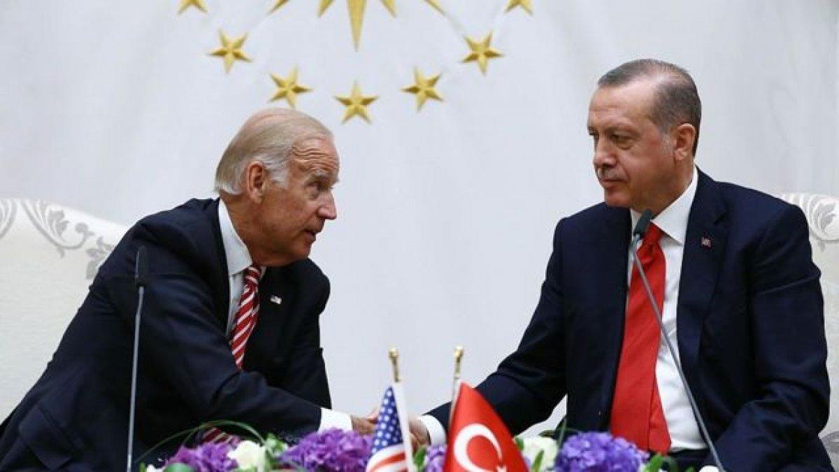 Son dakika... Cumhurbaşkanı Erdoğan'dan Suriye çıkışı! Biden'a seslendi