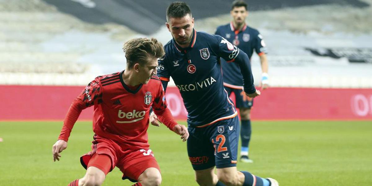Beşiktaş 3 - 2 Başakşehir | MAÇ SONUCU