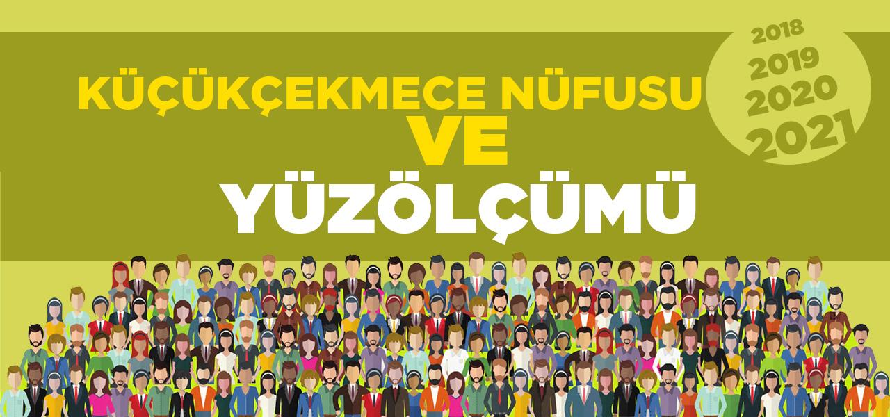 İstanbul Küçükçekmece Nüfusu 2020 - 2021 | Küçükçekmece İlçesinin Yüzölçümü kaçtır?