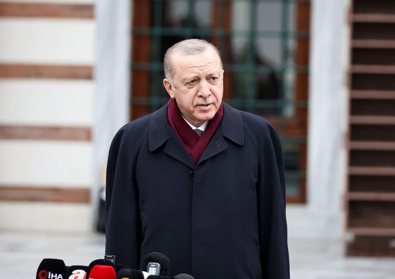 Cumhurbaşkanı Erdoğan'dan Putin - Biden tatırşmasını değerlendirdi: Yakışmadı!