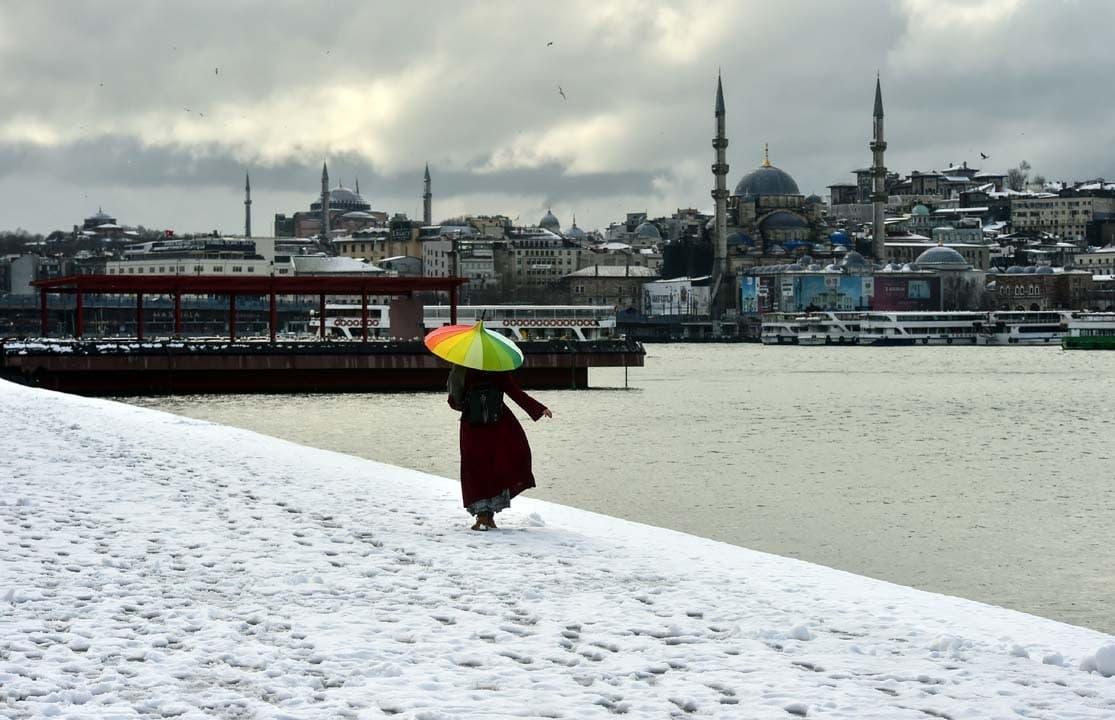 Prof. Dr. Orhan Şen açıkladı! İstanbul'a kar ne zaman yağacak?
