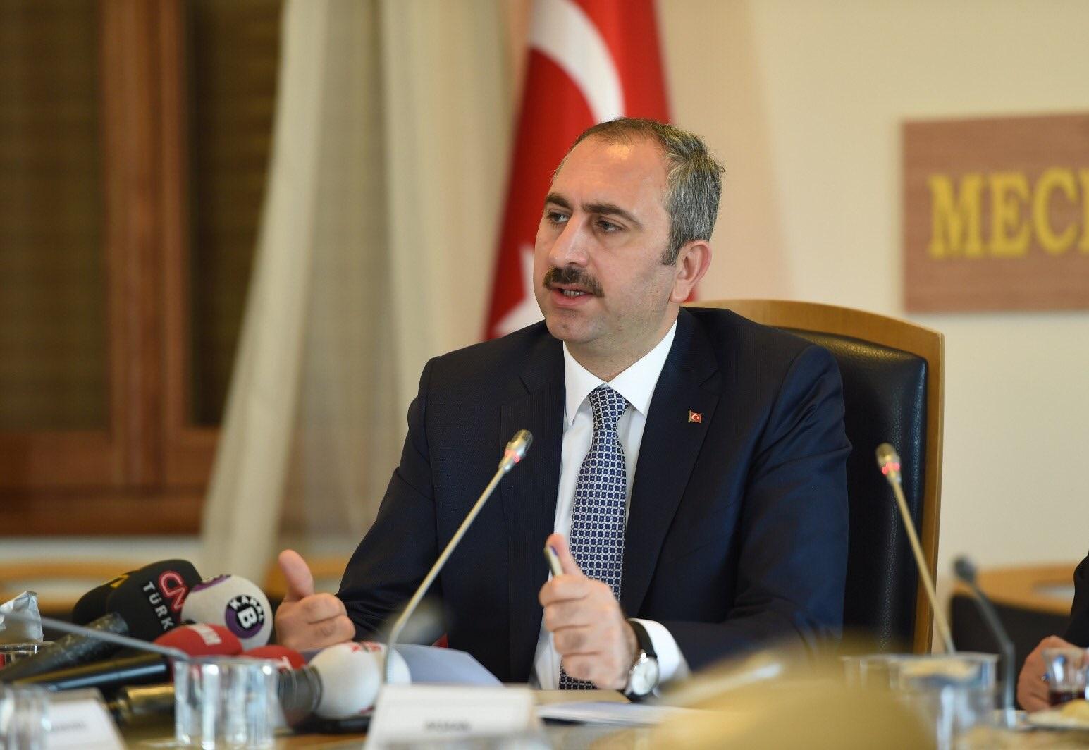 Son dakika... Adalet Bakanı Gül'den İstanbul Sözleşmesi açıklaması