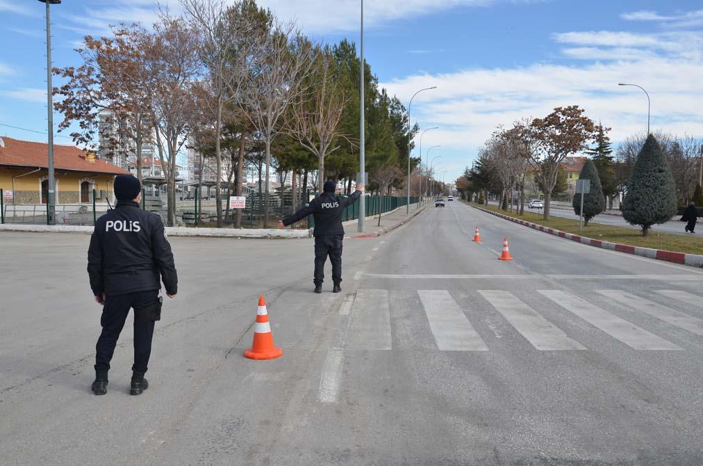 İçişleri Bakanlığından sokağa çıkma yasağı açıklaması: 22 bin 810 kişi hakkında işlem yapıldı