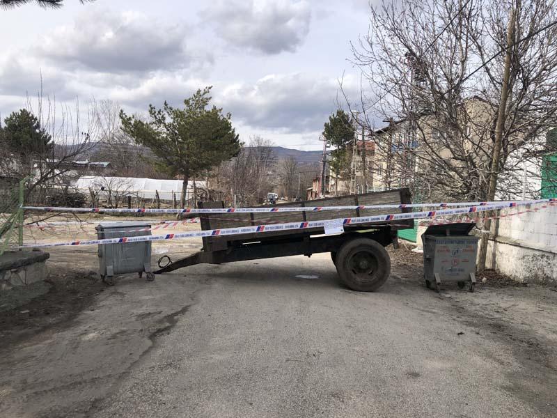 Vakaların rekor artışa geçtiği Kastamonu'da peş peşe karantina kararları!
