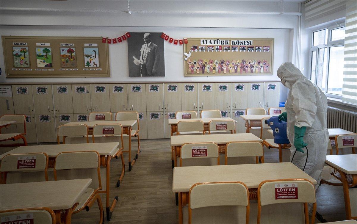 Sinop'ta okulda korona alarmı: Yüz yüze eğitime 14 gün ara!