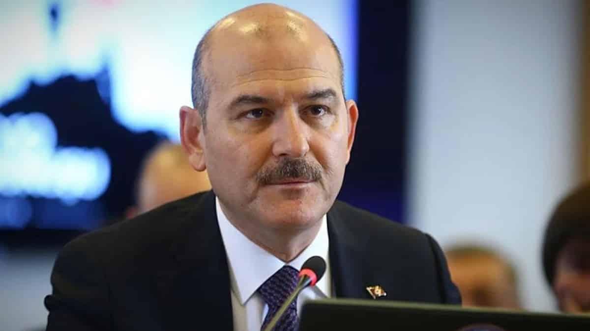 Bakan Soylu'dan İstanbul Sözleşmesi vurgusu: Haksız bir ithamla karşı karşıya kaldık!