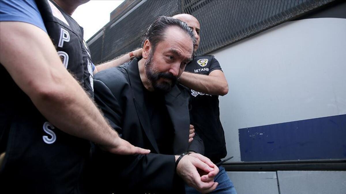 Hapishanede koronavirüsü atlatan Adnan Oktar karantinaya alındı