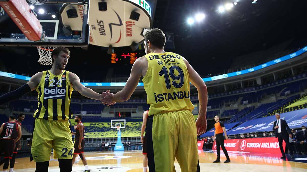 Fenerbahçe Beko - Olympiakos maçı ne zaman, saat kaçta, hangi kanalda? Şifreli mi, şifresiz mi yayınlanacak?