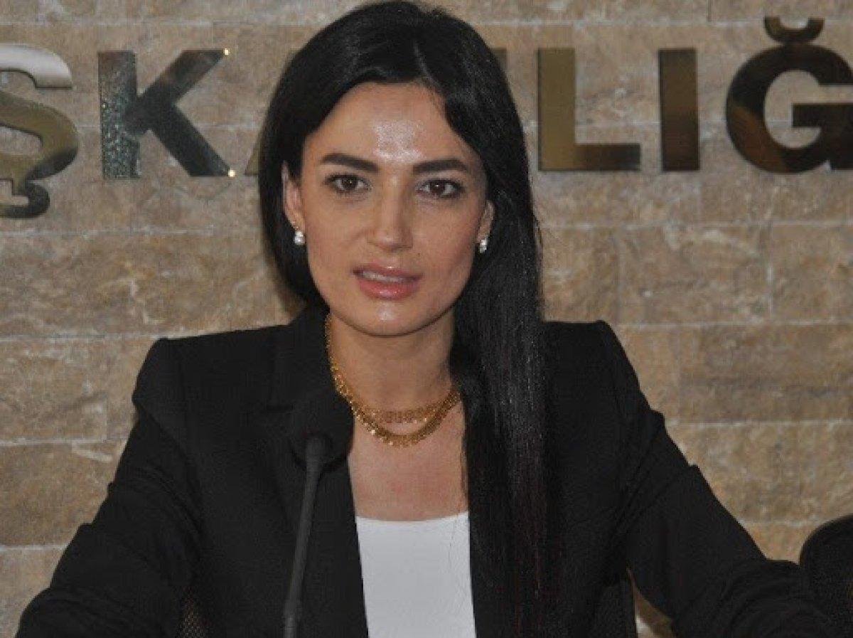 Seda Sarıbaş kimdir, kaç yaşında, nereli? MKYK üyesi Seda Sarıbaş'ın kariyeri