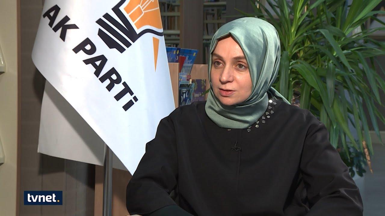 AK Parti MKYK üyesi Leyla Şahin Usta kimdir? Nereli? Kaç yaşında?