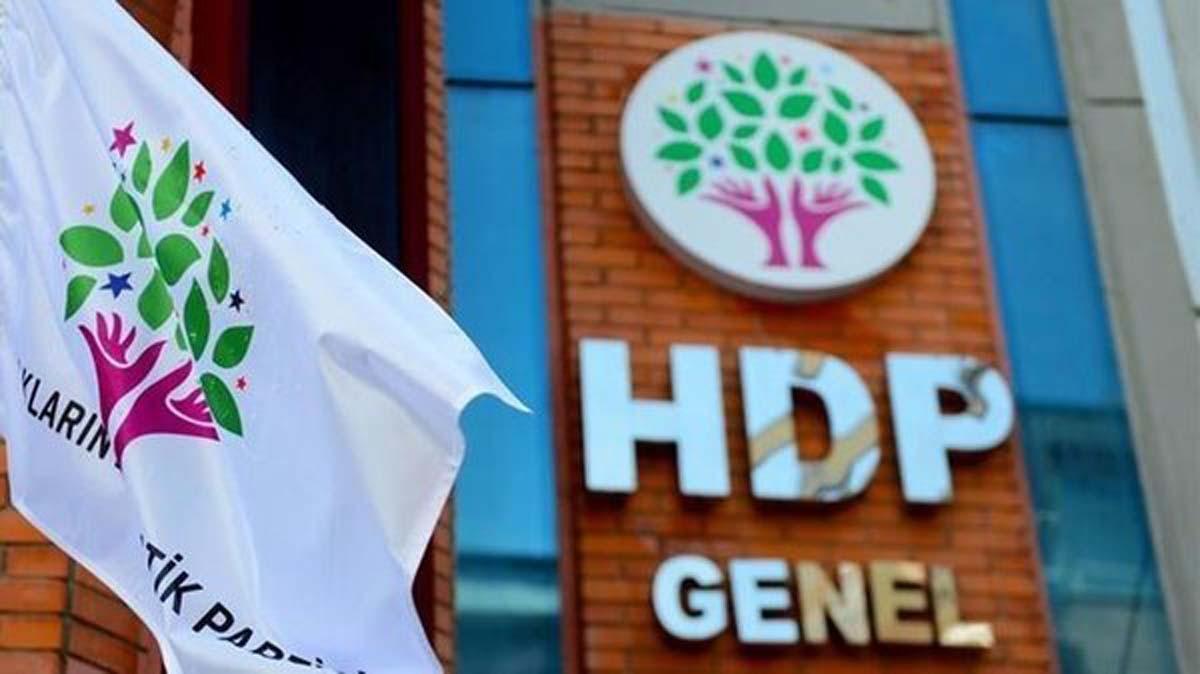 HDP'yi kapatma davasında flaş gelişme: Anayasa Mahkemesi kritik günü duyurdu!