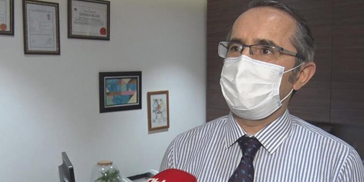 Koronavirüs tedavisi gören Dr. Mehmet Kadir Göktürk'ten kötü haber