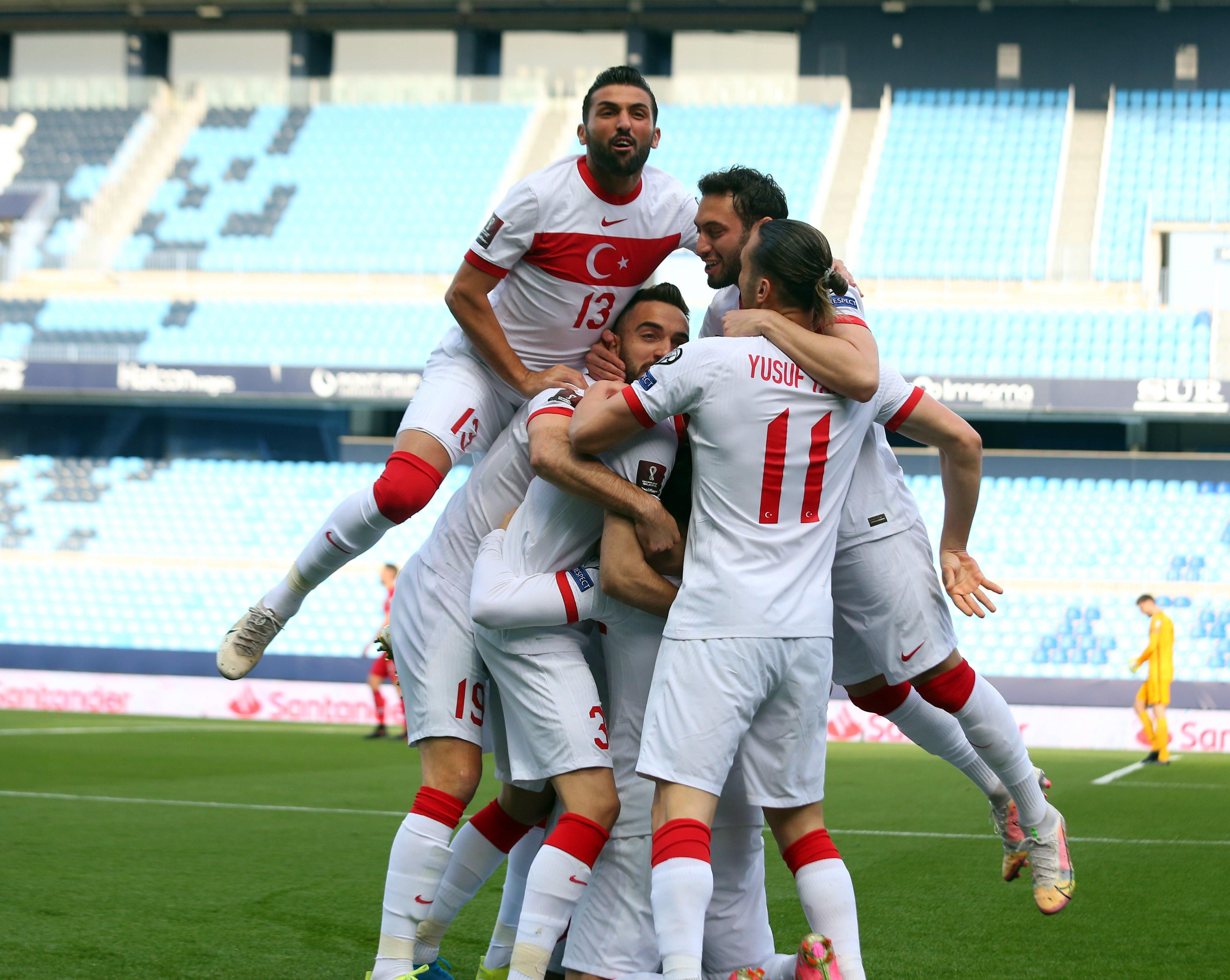 MAÇ SONUCU! Türkiye: 3-0 Norveç