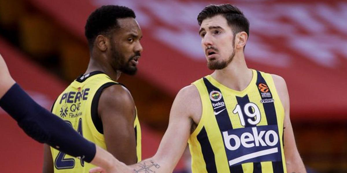 Fenerbahçe Beko 73 - 82 Barcelona | MAÇ SONUCU