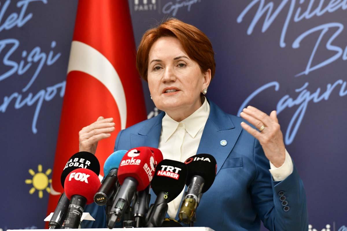 İYİ Parti'de bir deprem daha: Meral Akşener'in amiral açıklamasının ardından Levent Aslan'dan istifa!