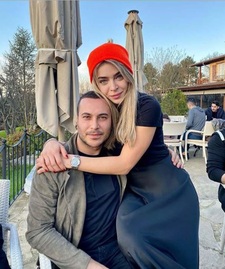 Ünlü çiftten sürpriz haber: Öykü Çelik İsmail Berhan ile evleniyor!