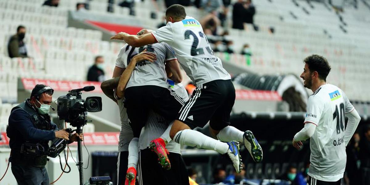 Beşiktaş 3 - 0 Alanyaspor   MAÇ SONUCU