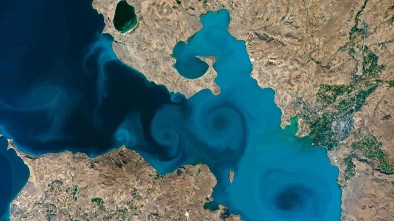 Nasa Van Gölü oy nasıl verilir? NASA Van Gölü oylama linki