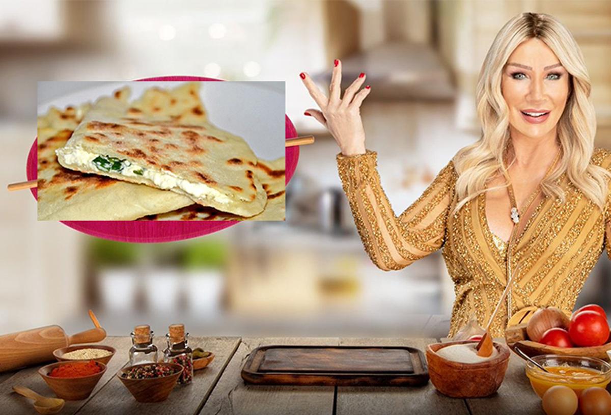 Gelinim Mutfakta Peynirli Gözleme tarifi | Peynirli Gözleme nasıl yapılır? Malzemeleri nelerdir?