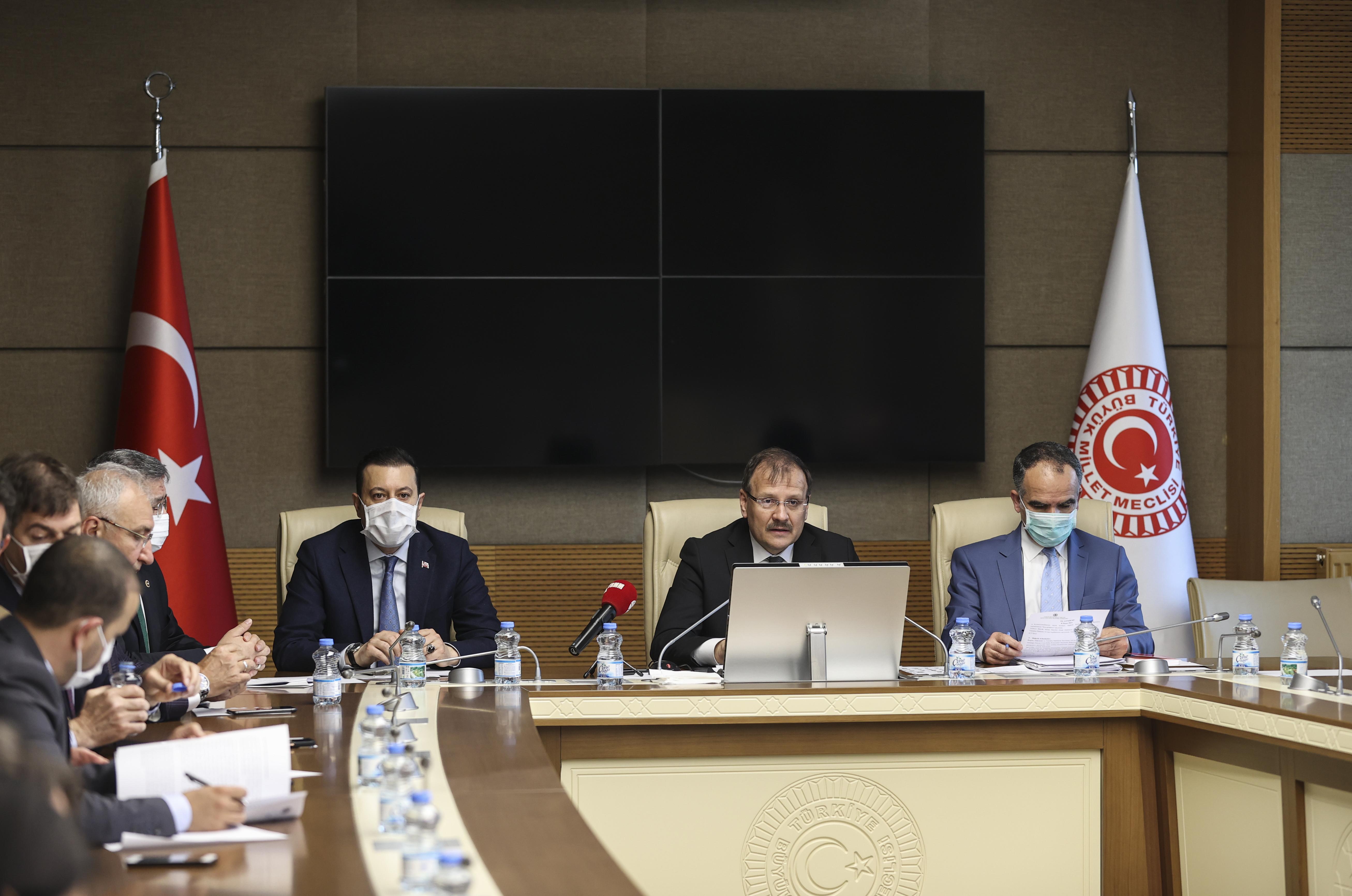 Komisyonda kabul edildi! Sincan Ceza İnfaz Kurumları İnceleme Raporu