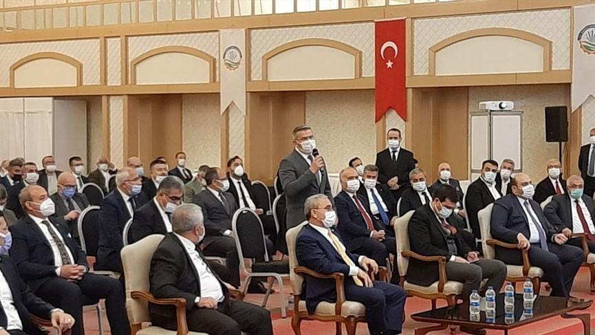 Köşk Belediye Başkan'ı Nuri Güler Ankara'ya giderek