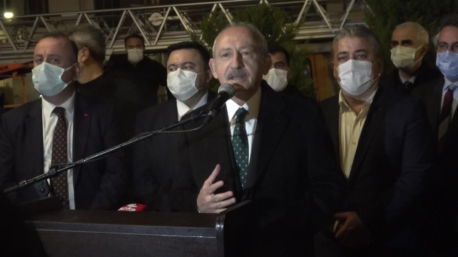 Kılıçdaroğlu Ayancıklılara seslendi: Demokrasiyi biz getireceğiz, umudunuzu kaybetmeyin