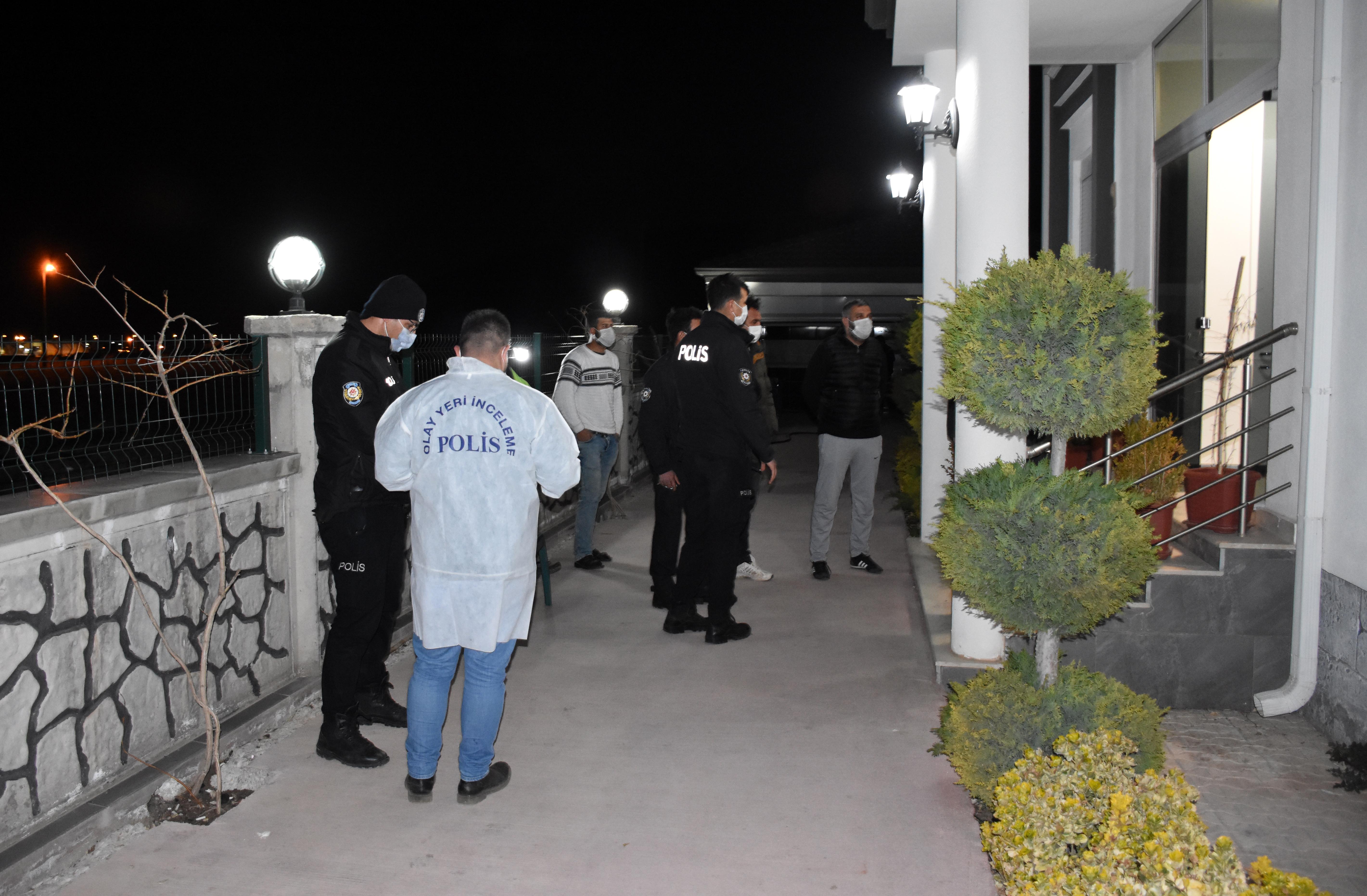 Avusturya'dan Aksaray Da izne gelen gurbetçi evinde ölü bulundu