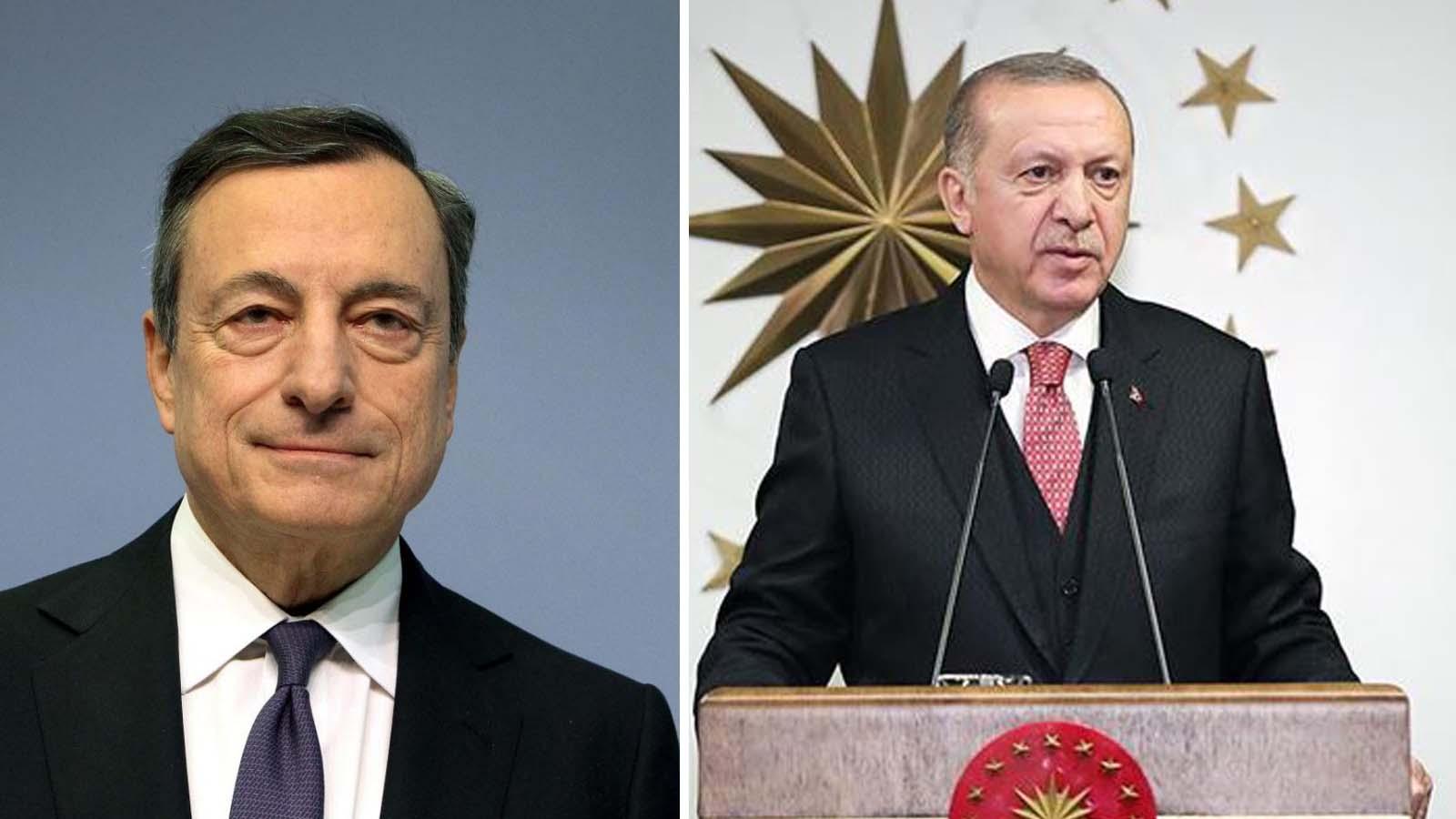 İtalya Başbakanı ne demiş? Draghi, Cumhurbaşkanı Erdoğan'a ne dedi?