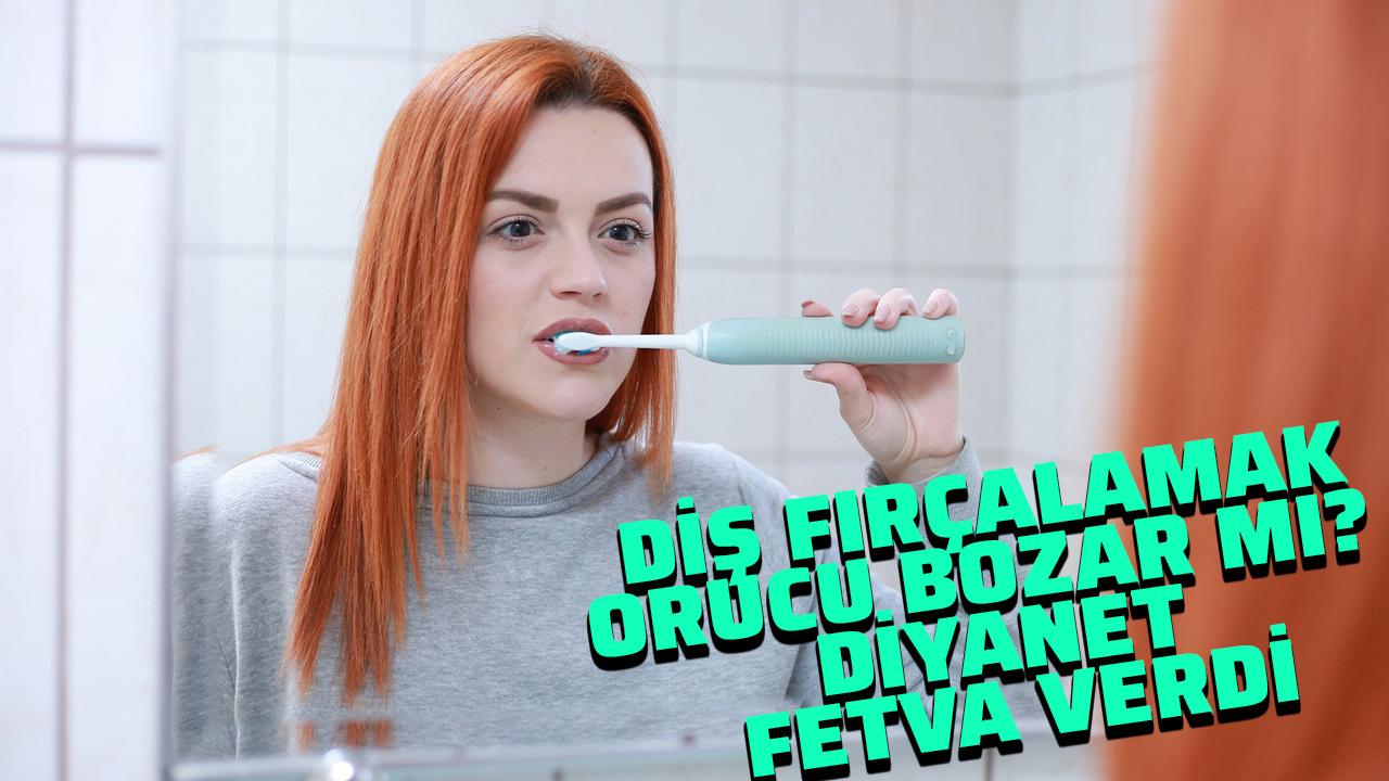 Diş fırçalamak orucu bozar mı? Oruçluyken dişler fırçalanır mı? Diyanet Fetva