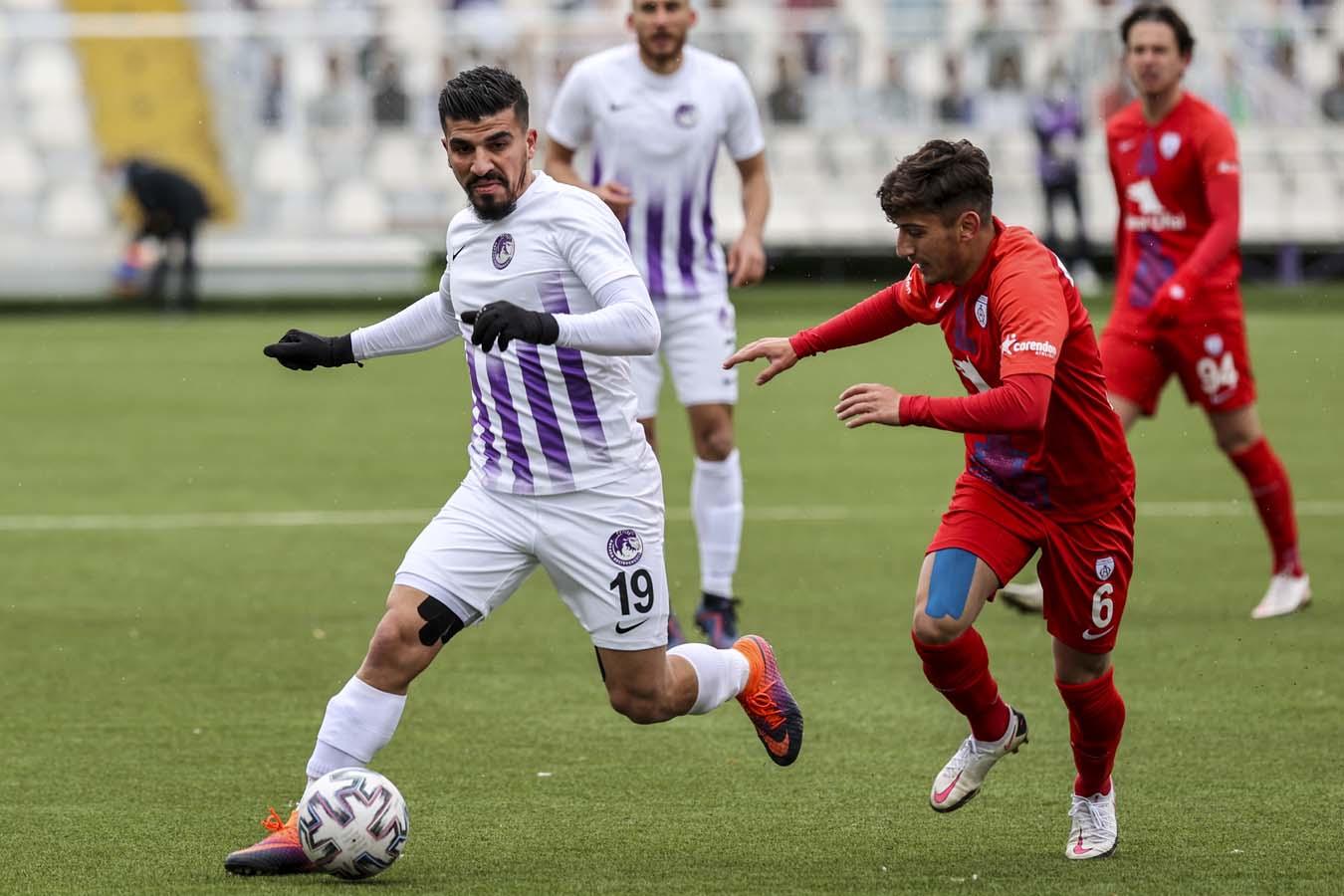 Ankara'da 8 gollü çılgın maç! Ankara Keçiörengücü 5-3 Altınordu maç özeti