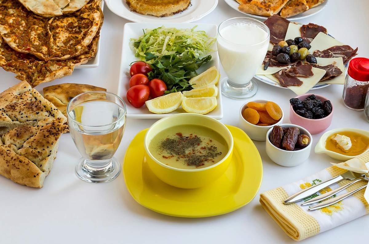 Sağlık Bakanlığından Ramazan ayı için beslenme önerileri! Bu öğünü asla atlamayın