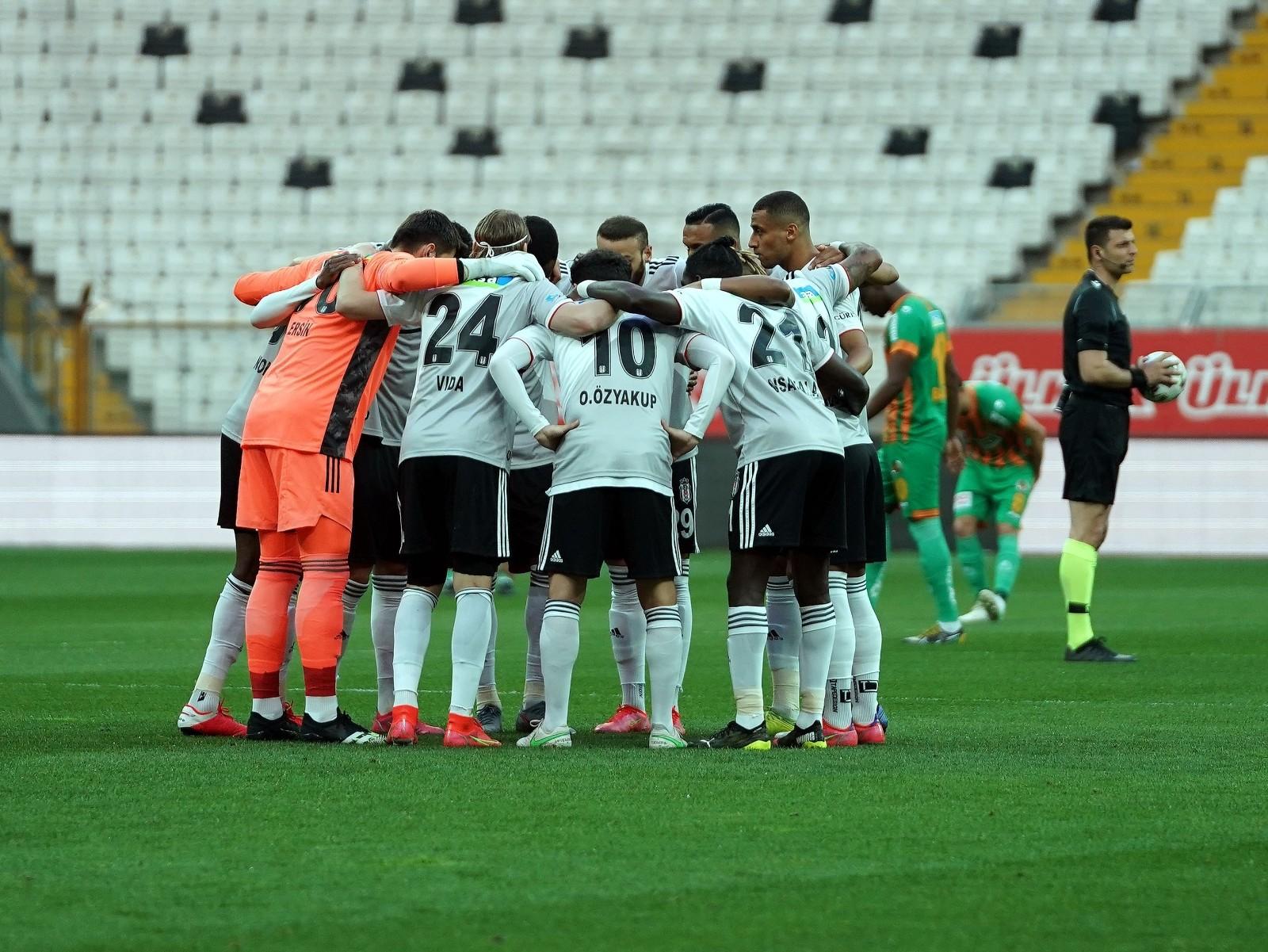 Hedef galibiyet serisi! Lider Beşiktaş, Erzurumspor maçını kazanmak istiyor