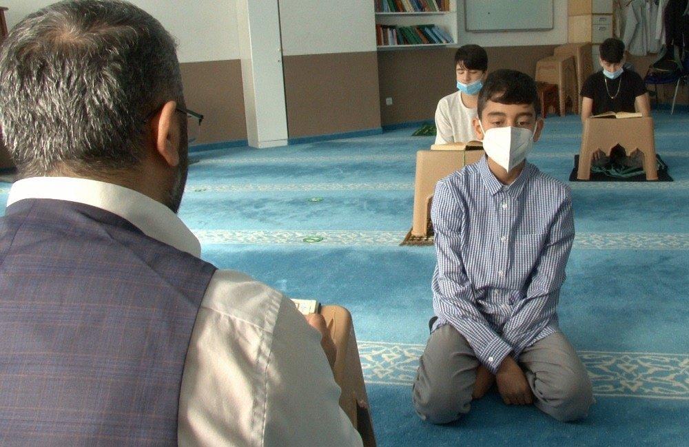 Gurbetçi 12 yaşındaki Muhammed Talha'dan gurur  verici başarı