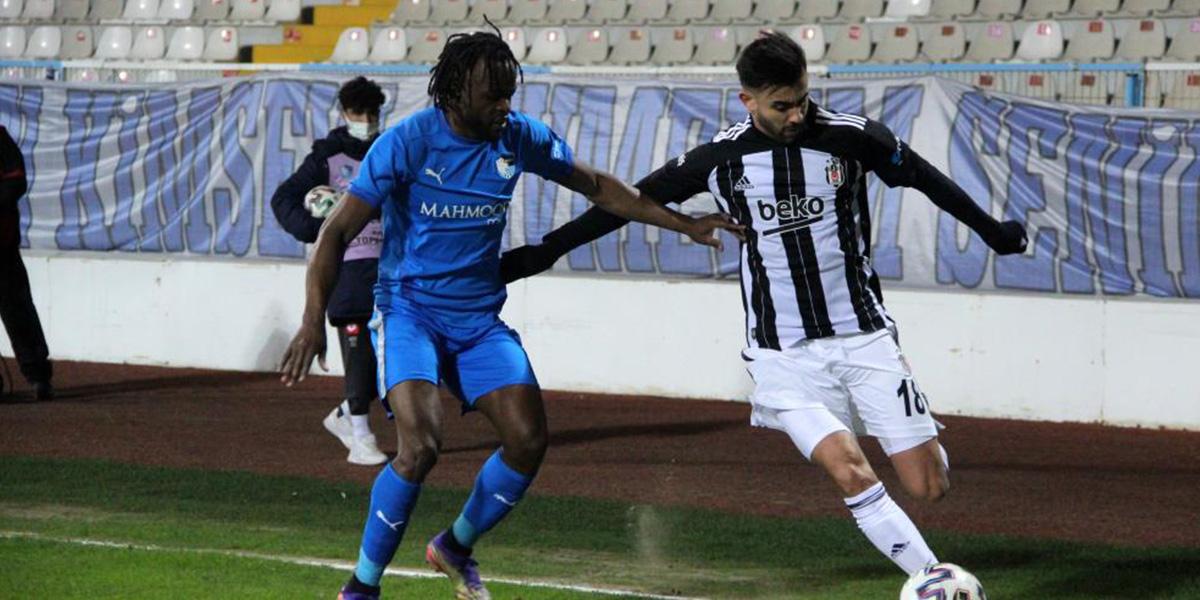 Erzurumspor 2 - 4 Beşiktaş | MAÇ SONUCU