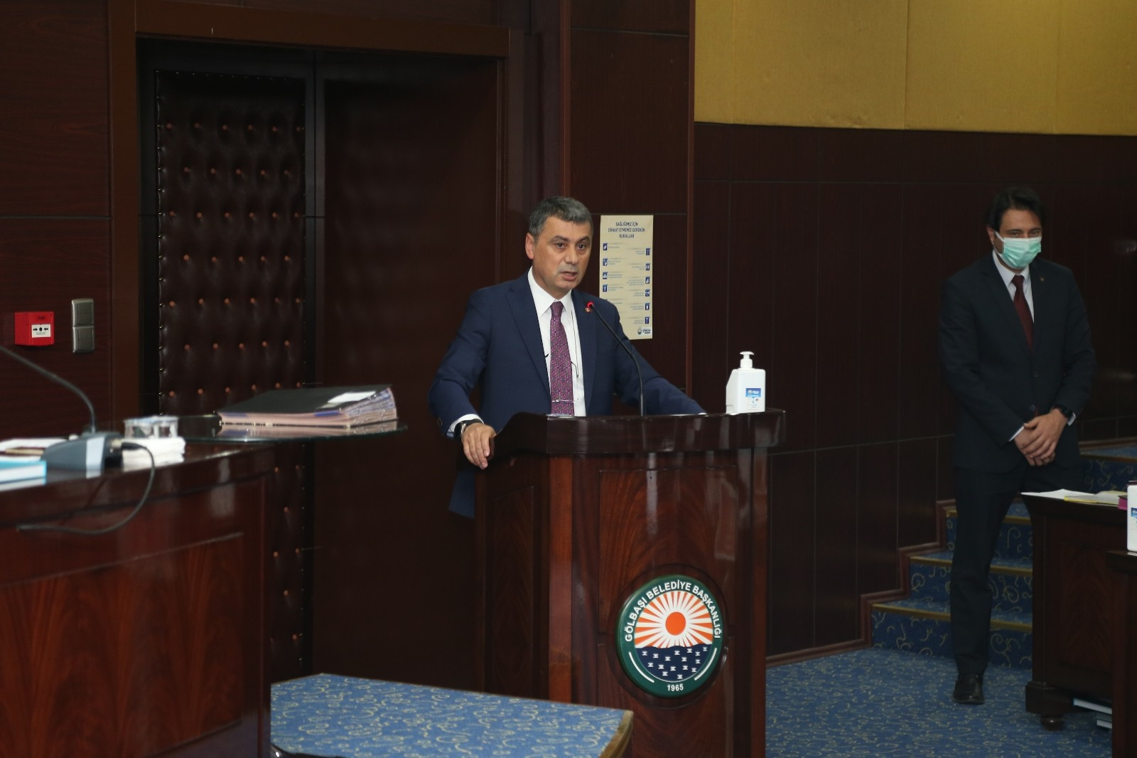 Gölbaşı Belediye Başkanı, müjdeyi verdi: Tulumtaş Mağarası turizme açılıyor