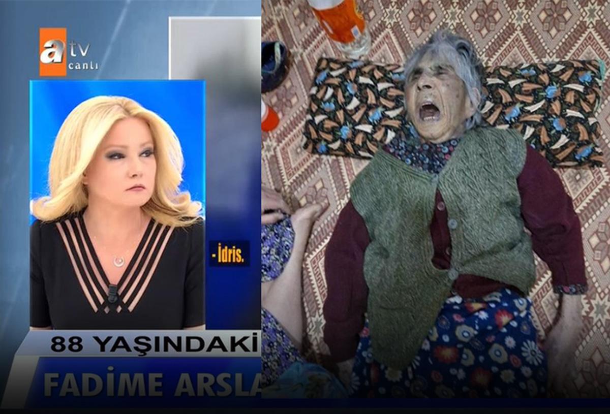 Müge Anlı'da kan donduran görüntüler: 88 yaşındaki kadına hamur makineli işkence!