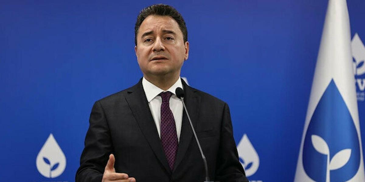 DEVA Partisi'nde flaş istifa! İki kurucu isim partisiyle yollarını ayırdı