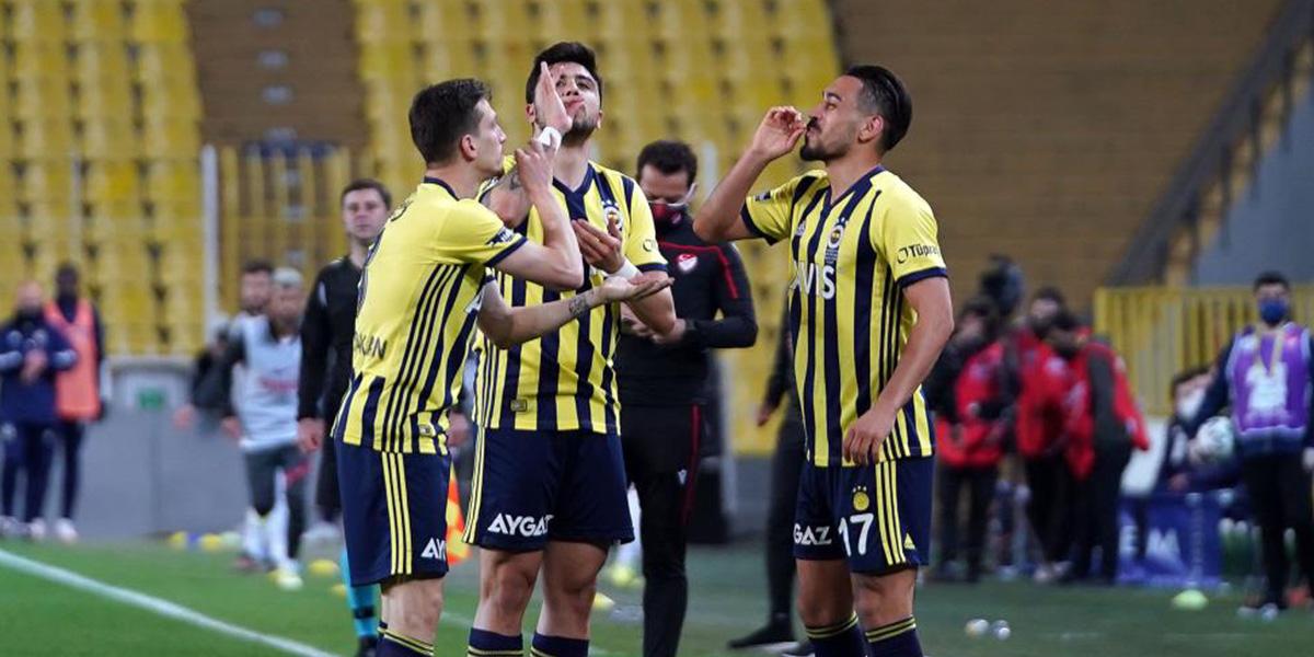 Fenerbahçe 3 - 1 Gaziantep | MAÇ SONUCU
